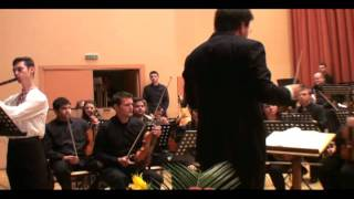 Vasil Belezhkov - 'The Gold-fingered' suite for kaval and symphonic orchestra /in memory of Stoyan Velichkov/ - 4th movt.