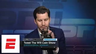 Will Cain: It's ridiculous to say peak Anthony Davis is 2nd best PF ever | Will Cain Show | ESPN