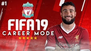 FIFA 19 LIVERPOOL CAREER MODE!!! | £100M OF SIGNINGS + FIRST EPL GOALS! [#1]
