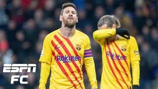Barcelona vs. Granada anaylsis: Messi-Griezmann relationship still not right | La Liga