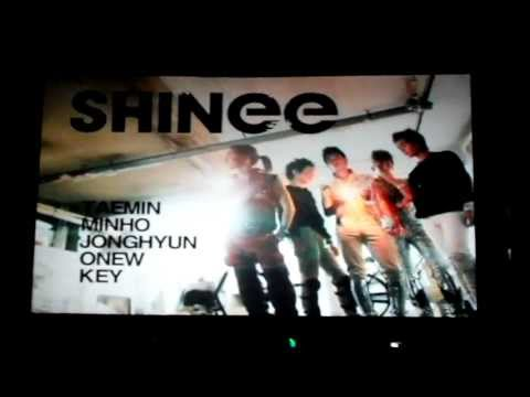 SHINee (샤이니) - Hair (KEY) [The 2nd Concert Album 'SHINee WORLD ...