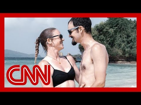Couple says they were poisoned at island resort