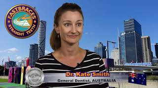 Dr. Kate Smith talks about FASTBRACES® Technology