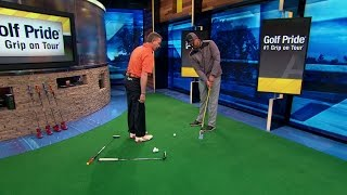 The Golf Fix: Breed and Josh Beckett Talk Putting | Golf Channel