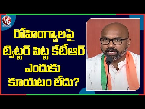 Telangana is ruling by family of buffoons: MP Dharmapuri Arvind