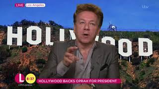 Hollywood Backs Oprah For President | Lorraine