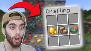 NEW RAW MATERIALS IN MINECRAFT!!! (Raw Iron, Raw Gold, Raw Copper) - Minecraft Snapshot 21w14a