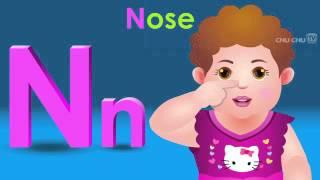اغنيه رائعه لتعليم حروف الانجليزيه للاطفال - YouTube