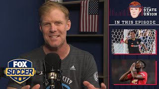 MLS uniqueness, Vela's ranking, USMNT, Man U | EPISODE 69 | ALEXI LALAS' STATE OF THE UNION PODCAST
