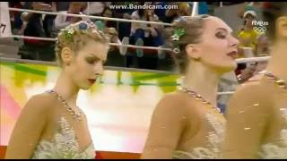 olympics Rio 2016-all around gymnastics rhythmics part-6