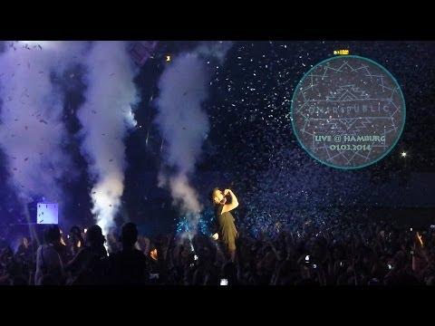 OneRepublic LIVE @ Hamburg 01.03.2014 Full Concert (HD)