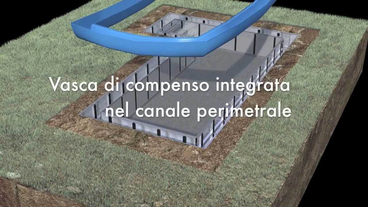 montaggio piscina laghetto bluespring 3d youtube