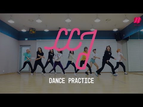 NATURE(네이처) - 썸(You'll Be Mine) Dance Practice