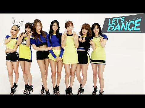 Let's Dance: AOA(에이오에이) _ Heart Attack(심쿵해) [ENG/JPN/CHN SUB]
