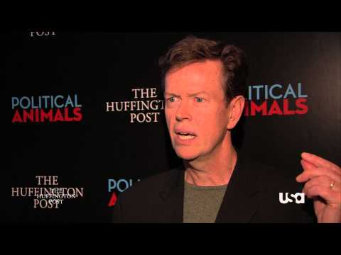 Political Animals Red Carpet Premiere - Dylan Baker Interview ...