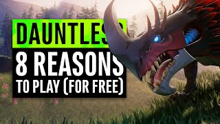 Dauntless | 8 Reasons to Play on Console (#1 It's FREE!)