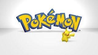 Nintendo/The Pokémon Company/Pokémon Pikachu The Movie Logo (2017)