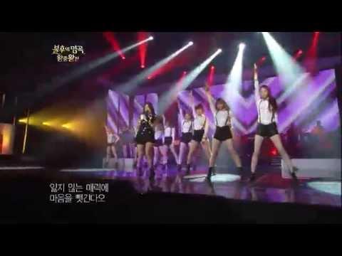 [HIT] 불후의 명곡2-에일리 - 리듬 속에 그 춤을.20121020