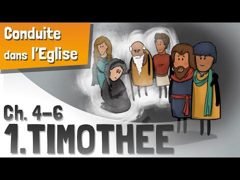 1 Timothée 4-6