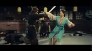 Reign of Assassins - Bank Fight Scene [HD] English subbed