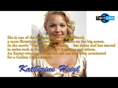 Best Hollywood Actress Katherine Heigl - Smashpipe film