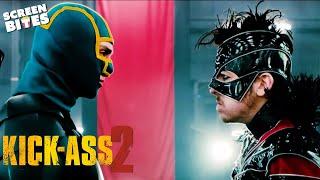 Final Fight Scene | Kick-Ass 2 | SceneScreen