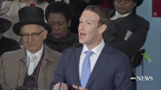 Mark Zuckerberg Harvard Commencement Speech 2017 FACEBOOK CEO'S FULL SPEECH