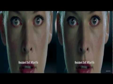 Sky 3D Movies UK Advert 2012 HD 1080p