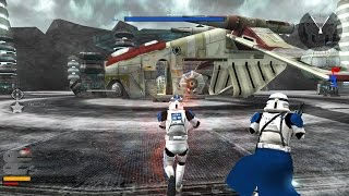 Star Wars Battlefront 2  Gameplay 1 Mygeeto - Amongst The Ruins