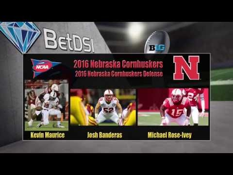 2016 NCAA Betting | Nebraska Cornhuskers Team Preview and Odds