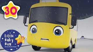 Go Buster - Buster and The Storm SONG | BRAND NEW! | Baby Songs | Little Baby Bum