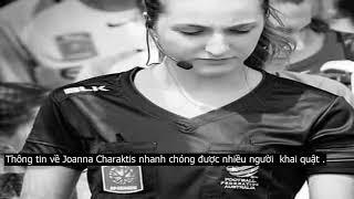 Joanna Charaktis - n.ữ trọng tài biên tước bàn thắng của Thái Lan: Đã xinh còn tinh mắt
