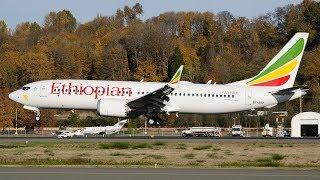 Experts analyze satellite data from Boeing 737 Max 8 crash