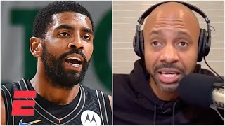 JWill disagrees with Stephen A.: Kyrie Irving should NOT retire from basketball | KJZ