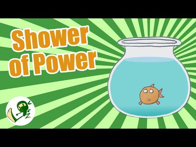 Shower of Power