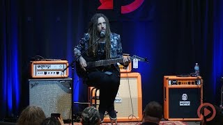 """Brian """"Head"""" Welch of Korn at Replay Guitar Exchange"""