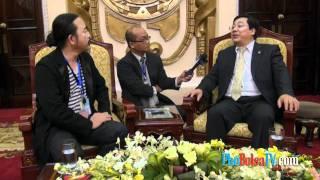 Phỏng vấn ông Nguyễn Thanh Sơn,  thứ trưởng ngoại giao CHXHCN Việt Nam