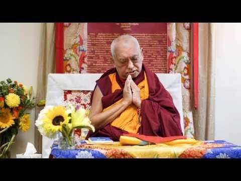 Kyabje Lama Zopa Rinpoche: Finding True Happiness