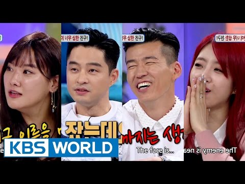 Hello Counselor - Jinusean, Horan & Eunjung (2015.06.15)
