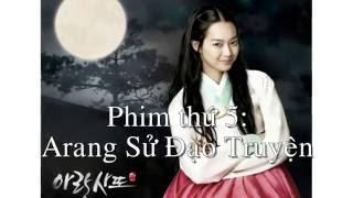 Top 7 Phim Hàn Quốc Cổ Trang Hay Nhất Bạn Nên Xem - HD