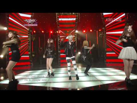 *Full HD* [11.05.20] F(x) - Danger & Winning 1st Place @ Music Bank