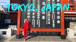 TRAVEL VLOG: TOKYO WAS A DREAM, FOLLOW ME...