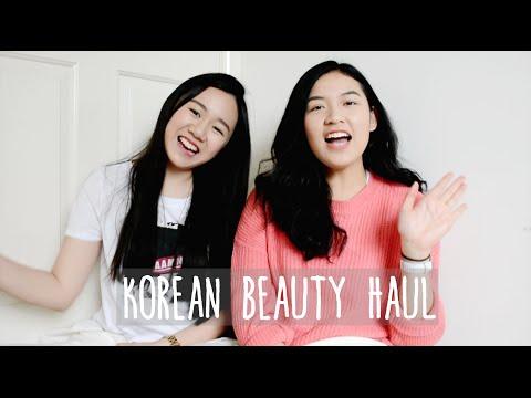 Korean Beauty Haul   MDNBLOG
