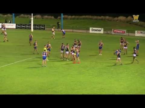 Round 21 highlights: Williamstown vs Werribee