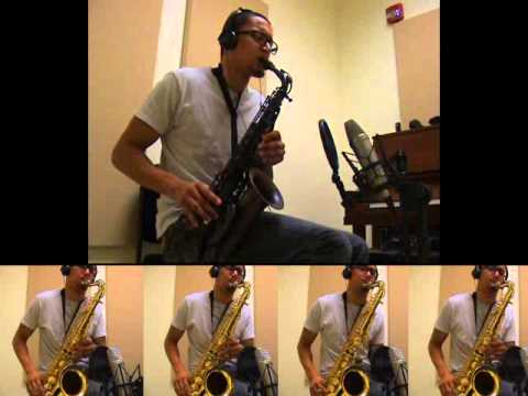 Baixar Passenger - Let Her Go - Alto & Tenor Saxophones and Piano by charlez360