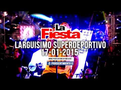 La Fiesta del Loco Amato Superdeportivo [Enganchado CD Completo]