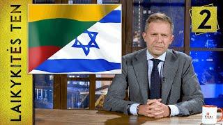 Žydai Lietuvoje ir alkopaskolos || Laikykitės ten su Andriumi Tapinu || S04E02