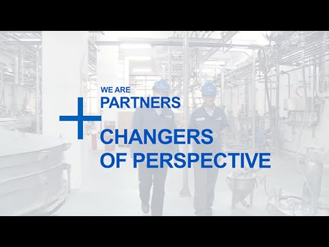 Partners + Changers of Perspective