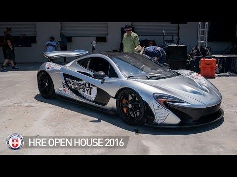 HRE Wheels Open House 2016 - Event Recap
