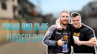 PashaBiceps and Olofmeister - THE TROLLS MEISTER